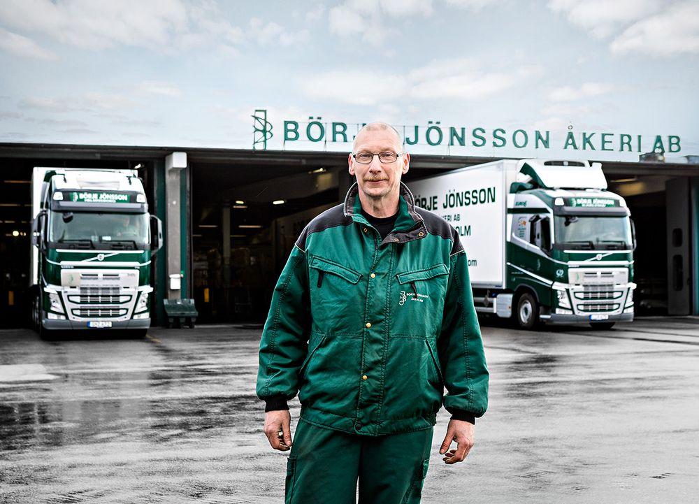 Skandináviában előszerettel használják a Continental téli tehergumiabroncsait