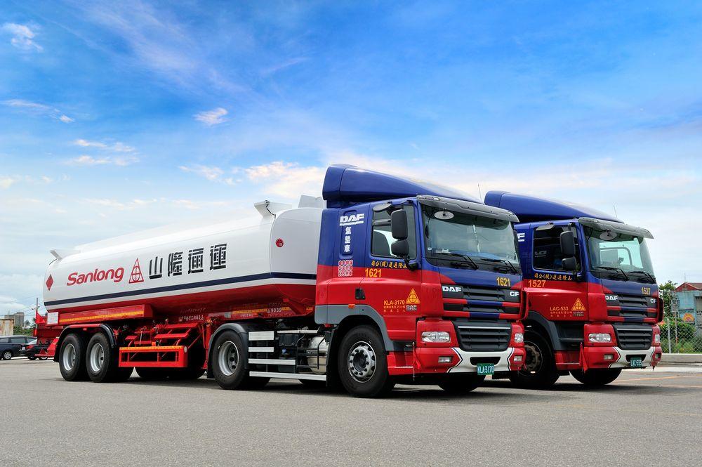 DAF Trucks produced 5.000th truck in Taiwan