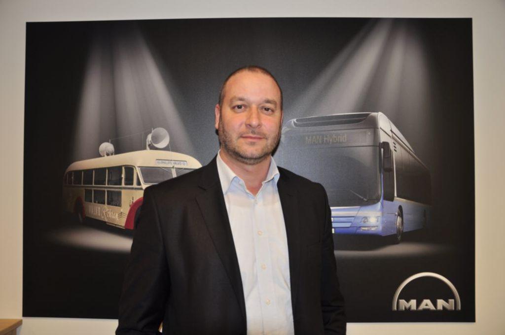 A magyar buszpiac élén az MAN