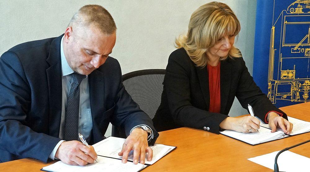 Együttműködés a MÁV-csoport és a Széchenyi István Egyetem között