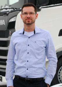 Ondřej Koubek visszatért a Scaniához mint közép-európai marketing és kommunikációs vezető