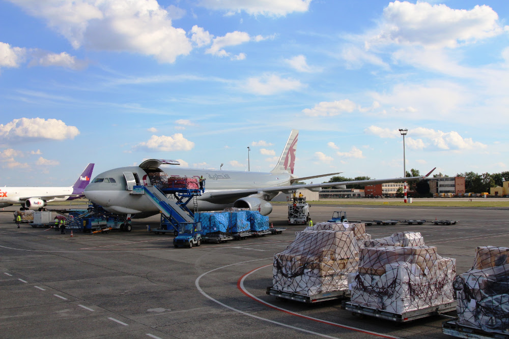 Budapest Airport cargo – erős évkezdet