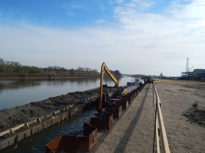 A part kész, jöhet az ipar
