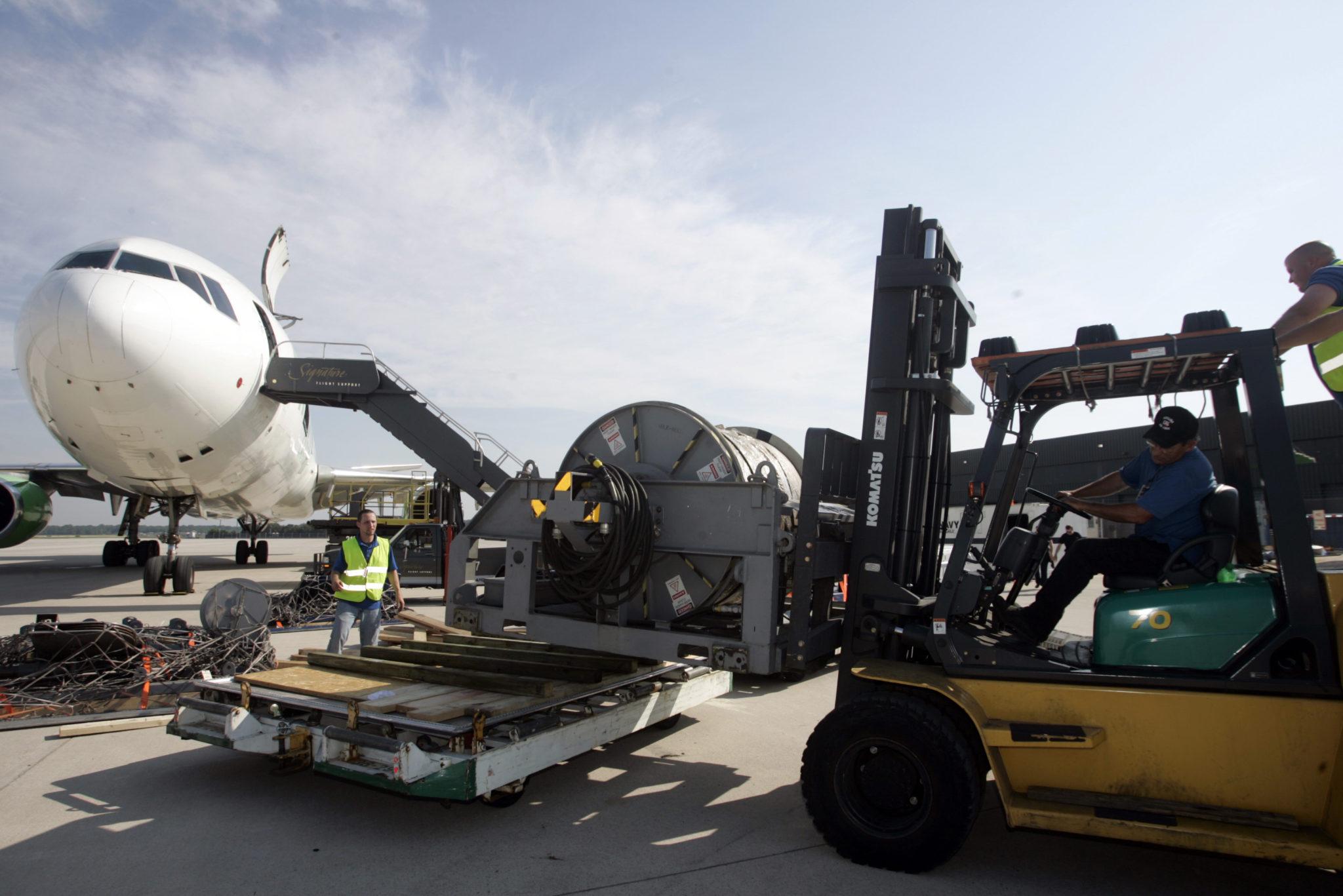 IATA: Európa és Ázsia húzza a cargo piacot