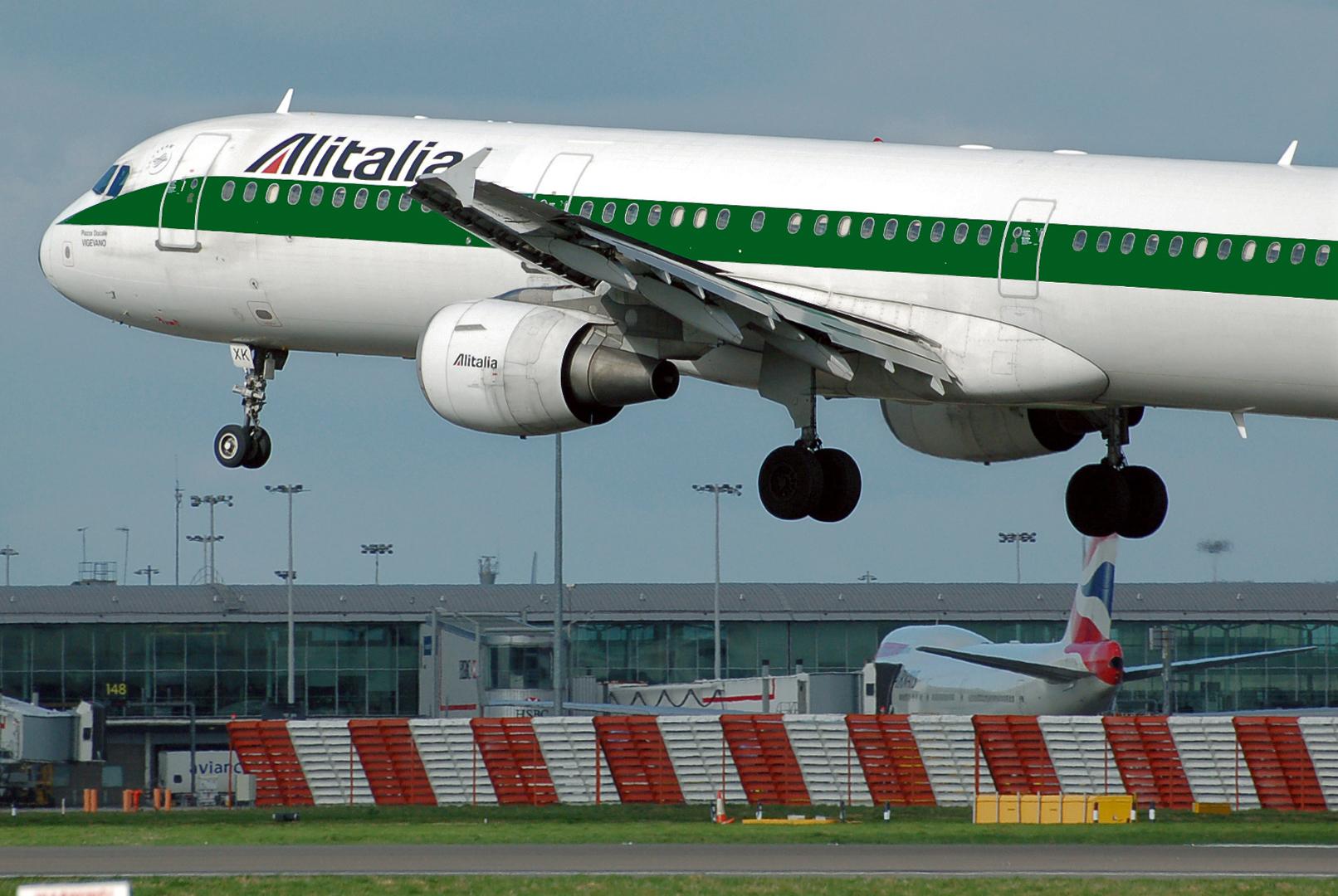 Kormánybiztosokat és kölcsönt kapott az Alitalia