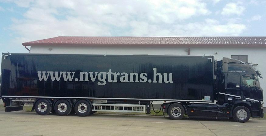 Új tevékenységbe az N.V.G.-Trans
