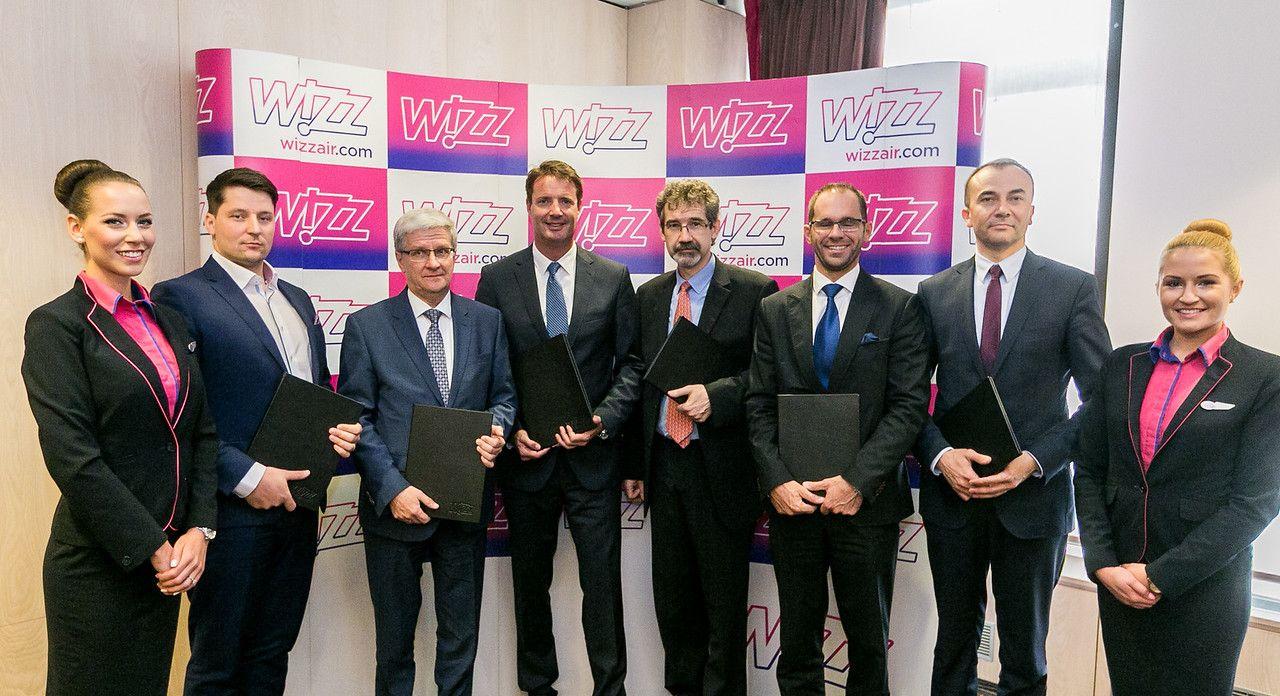 A Wizz Air öt neves egyetemmel kötött partnerségi megállapodást