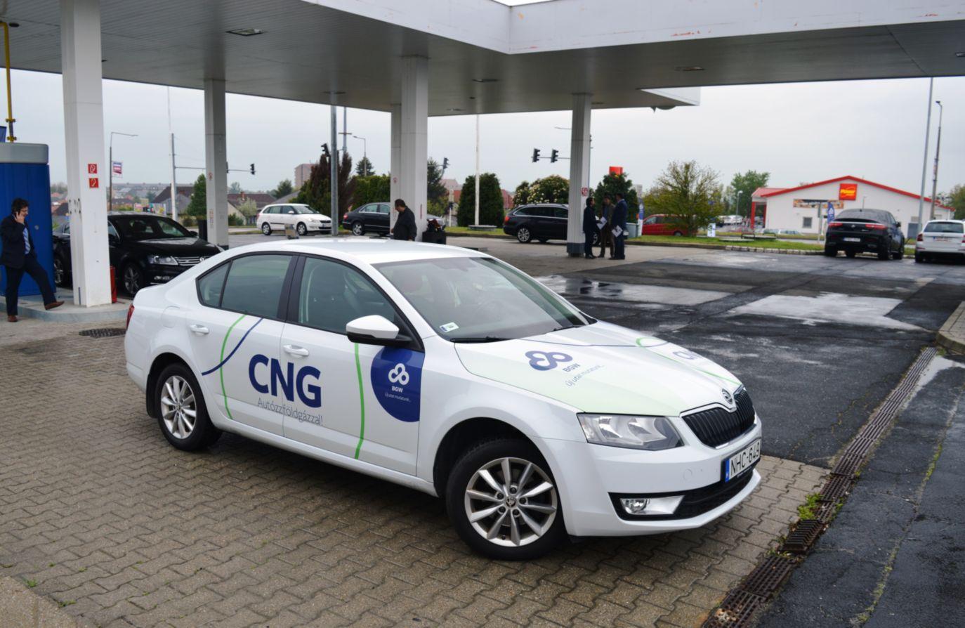 Rákaptak a magyarok a használt prémium kategóriás CNG-autókra