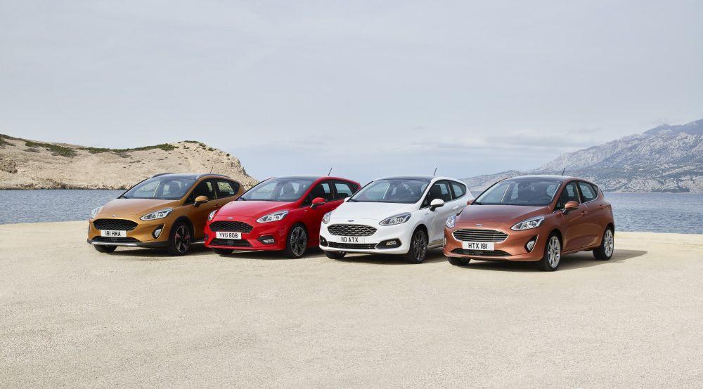 Márciusban a Ford Fiesta volt Európa és hazánk legkelendőbb autója
