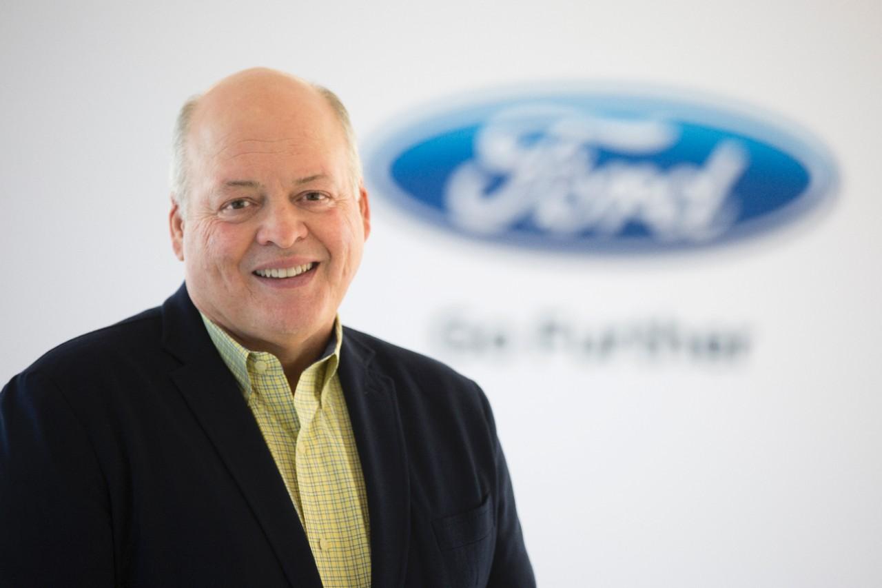 Új vezérigazgató a Fordnál