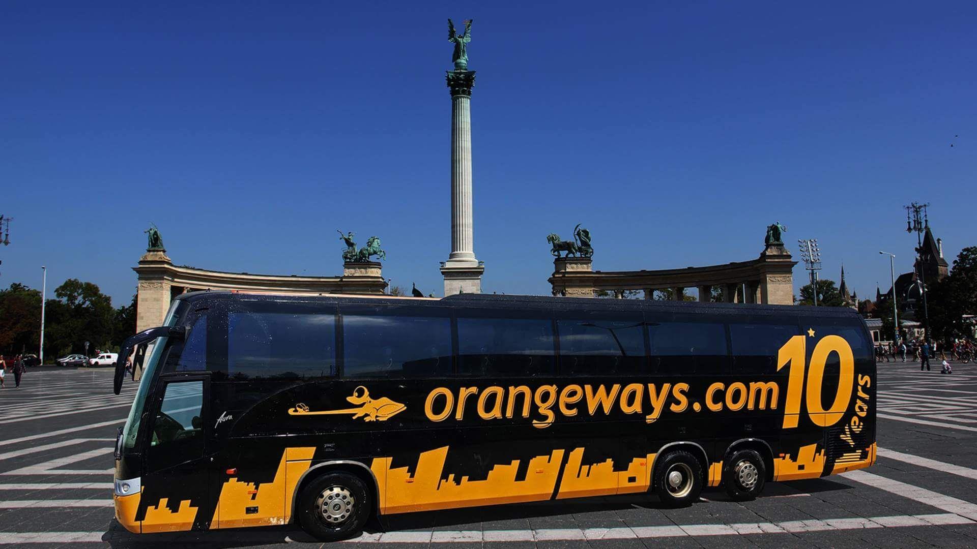 Az Orangeways megújítja eszközeit és működési modelljét
