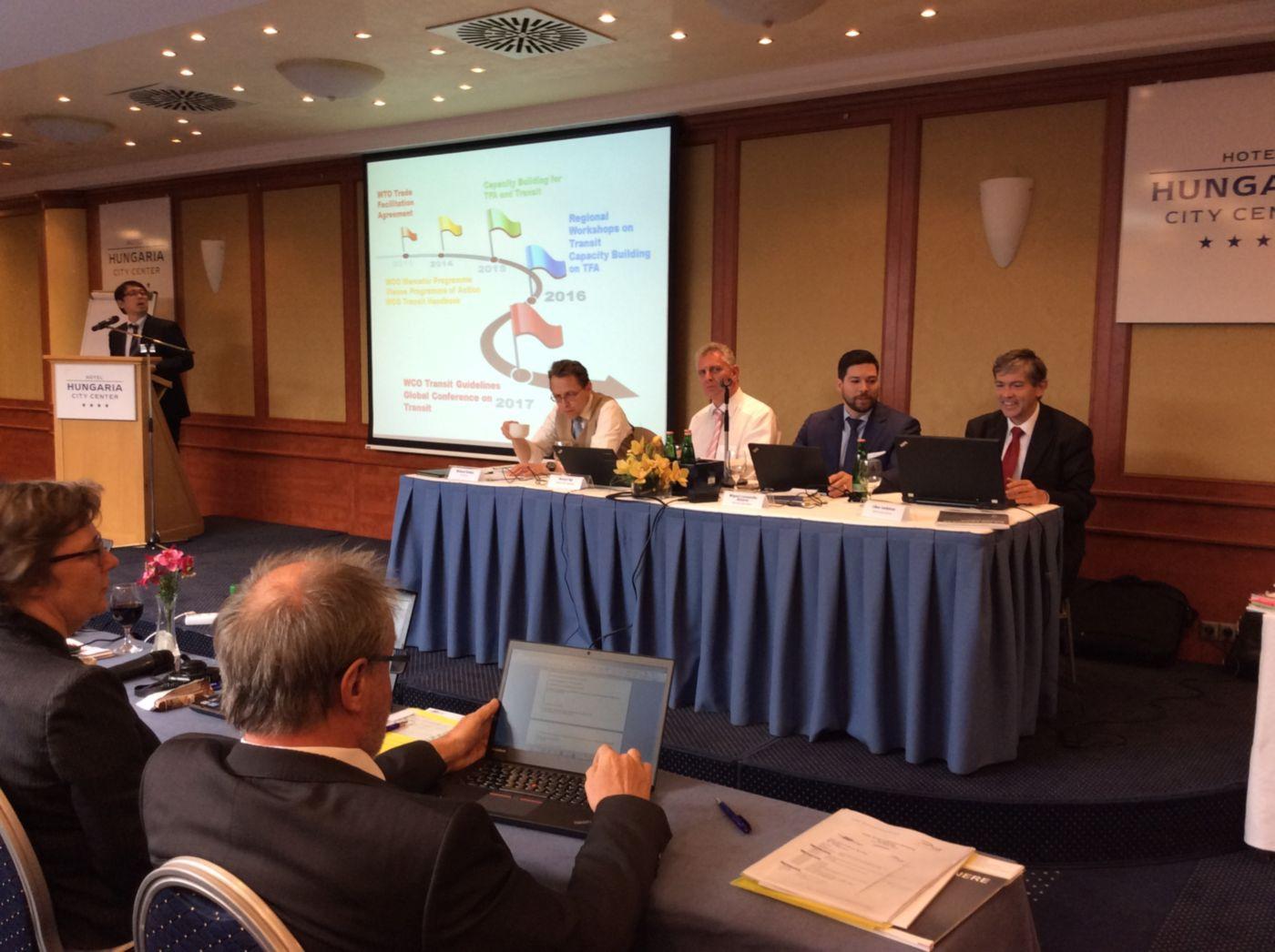 CER találkozó Budapesten – a házigazda a Rail Cargo Hungaria volt