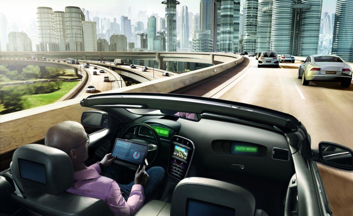 A jövőben közösen fejleszti az önvezető autók platformjait a Continental, a BMW, az Intel és a Mobileye