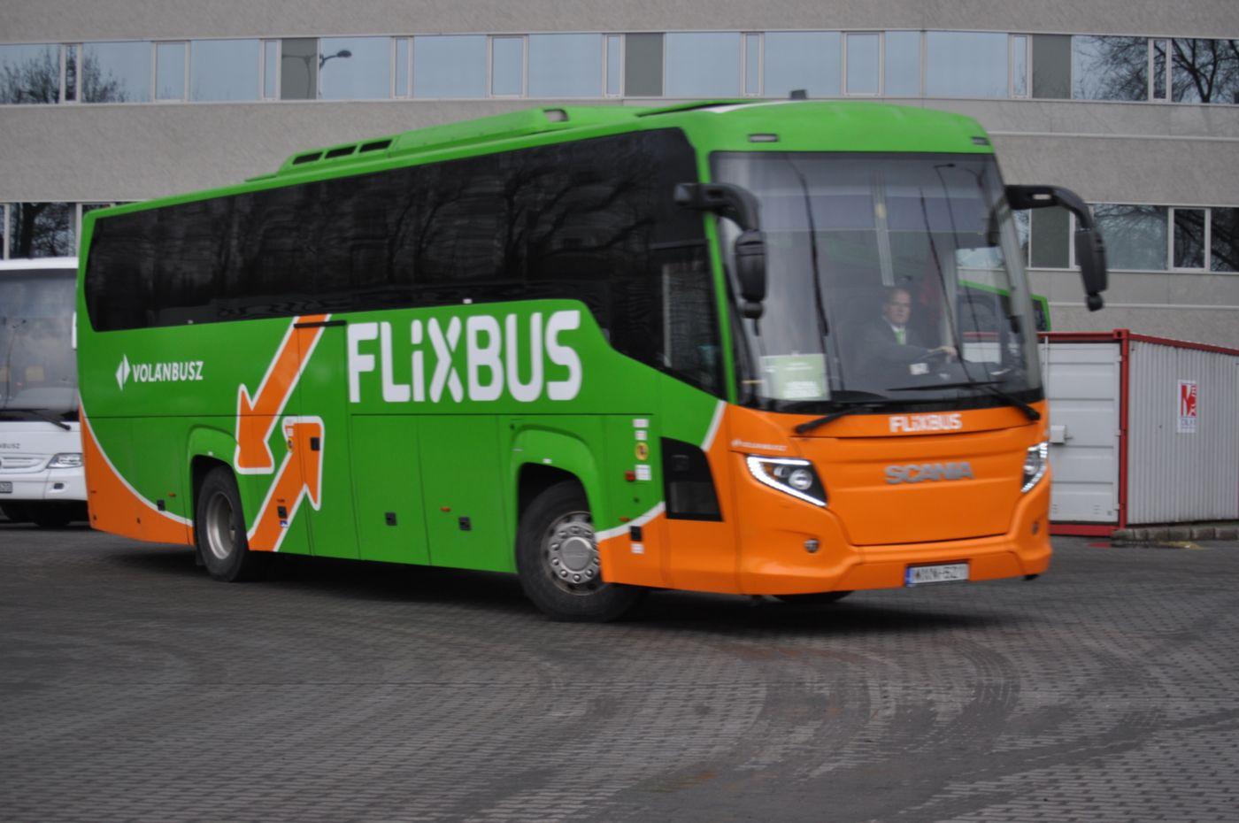 Megduplázta magyarországi utasforgalmát a FlixBus