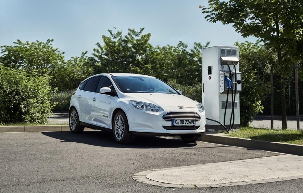 Magyarországra is megérkezett a Ford Focus Electric