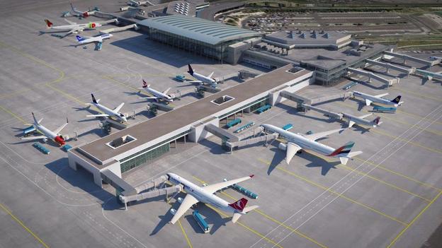 Beszáll az EBRD a Budapest Airport pénzügyi átalakítási programjába
