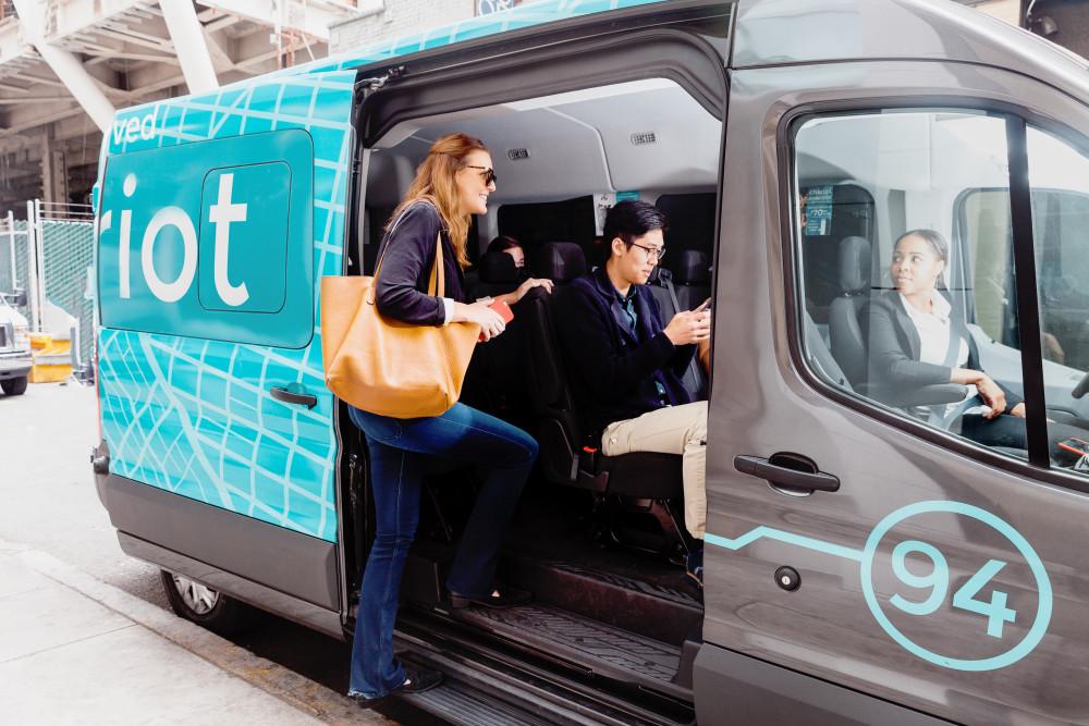 New York-ban beindult a Chariot transzfer-szolgáltatás
