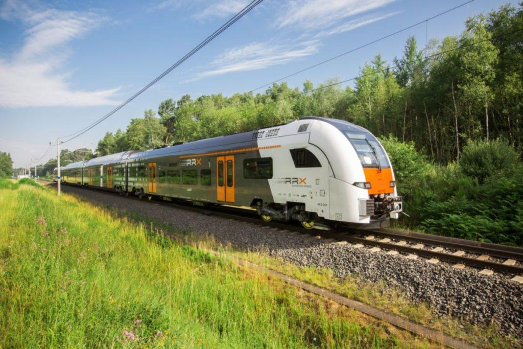 Bemutatták a Rajna-Ruhr Expressz prototípusát