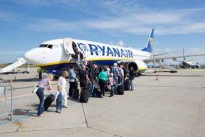 Új Ryanair-járat Budapest és Santander között