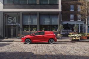 Jön a vadonatúj Fiesta Van és a FordPass Connect fedélzeti modem-technológia