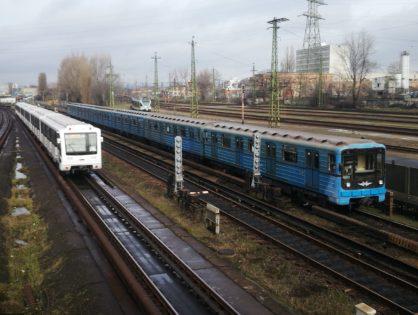 Az utolsó kék metró