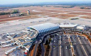 """Budapesté az első """"karbon-semleges"""" repülőtér"""