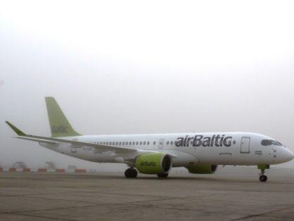 Budapest–Riga az airBaltic-kal