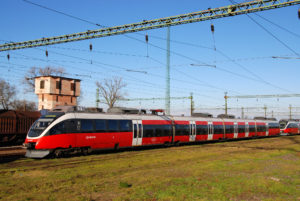 A Siemens ETCS berendezéseket telepít a Százhalombatta – Pusztaszabolcs vasútvonalra