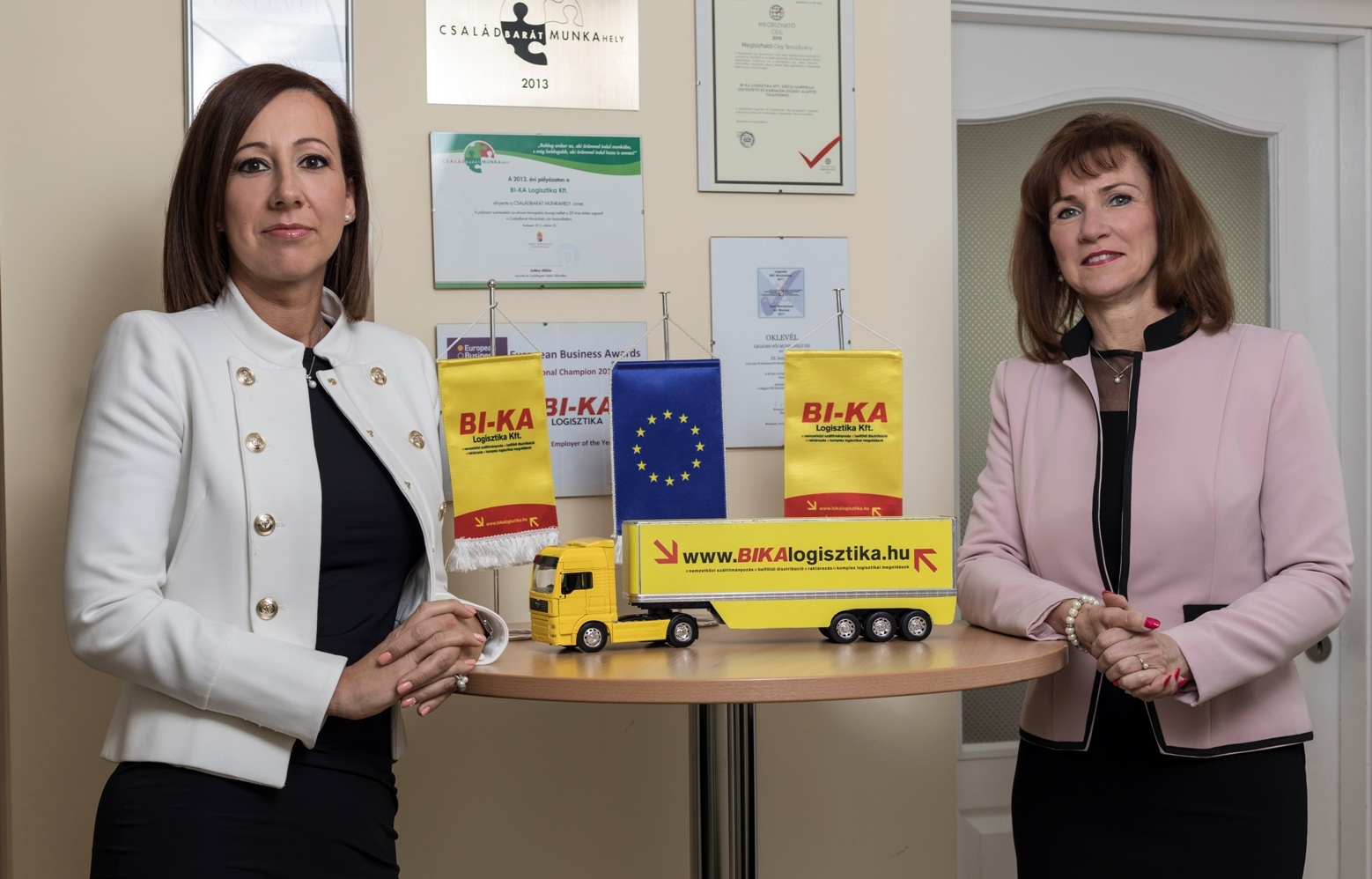 Közép- és kelet-európai babérokra tör a BI-KA