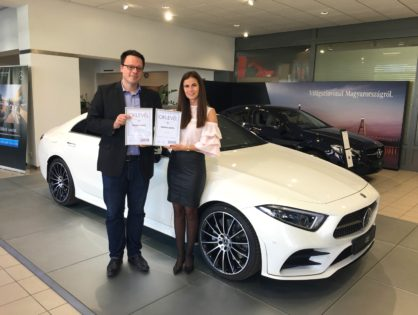Pappas Auto: Superbrands 2018 és Business Superbrands 2018 védjegy