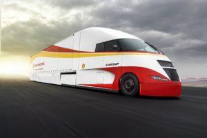 Starship, a hiperhatékony kamion