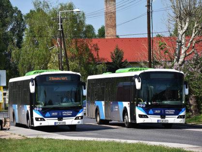 Új telephely a tatabányai buszparknak