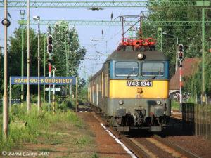 Megújult vasútvonalszakaszok