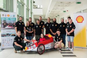 Magyar diákok is indulnak a Shell Eco-marathonon