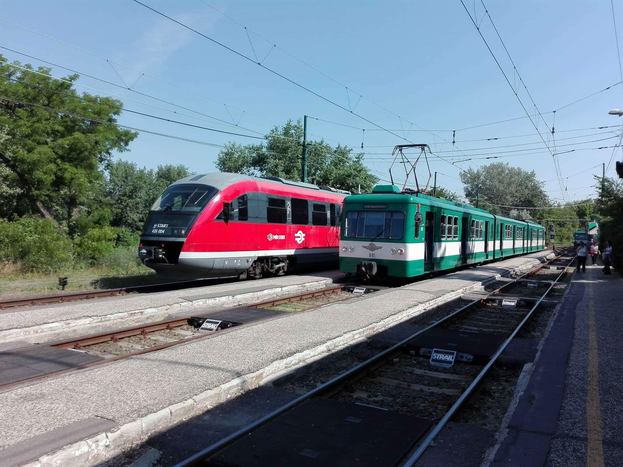 Június 4-től Desiro motorvonatok segítik a HÉV-közlekedést a H6-os (ráckevei) vonalon