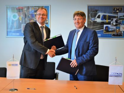 Szerződést kötött a MÁV-START és a Dunakeszi Járműjavító