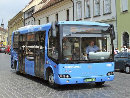 Pécs sem kér az Ikarus Egyedi elektromos buszaiból