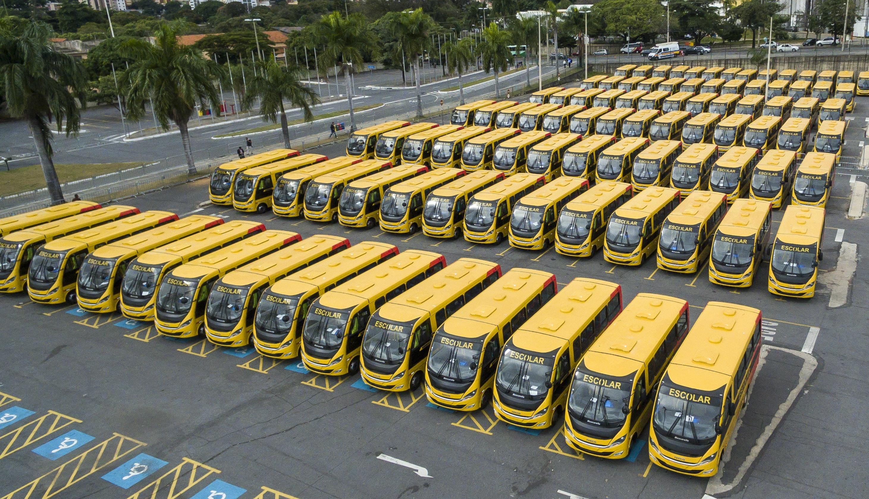 900 autóbuszt szállít Brazíliába az IVECO BUS