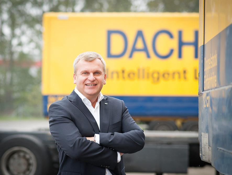 Roman Stolicny a LIEGL&DACHSER új vezérigazgatója