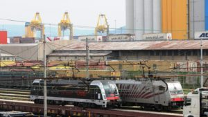 Irodát nyit a Rail Cargo Group a Trieszti Kikötő területén