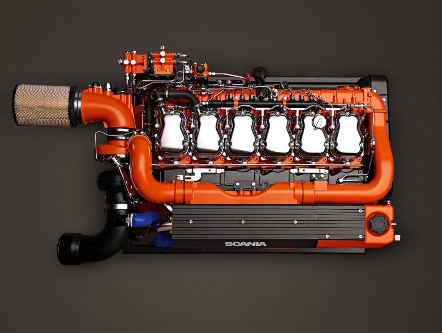 SMM 2018: a Scania bemutatja erős és fenntartható motorjainak kínálatát