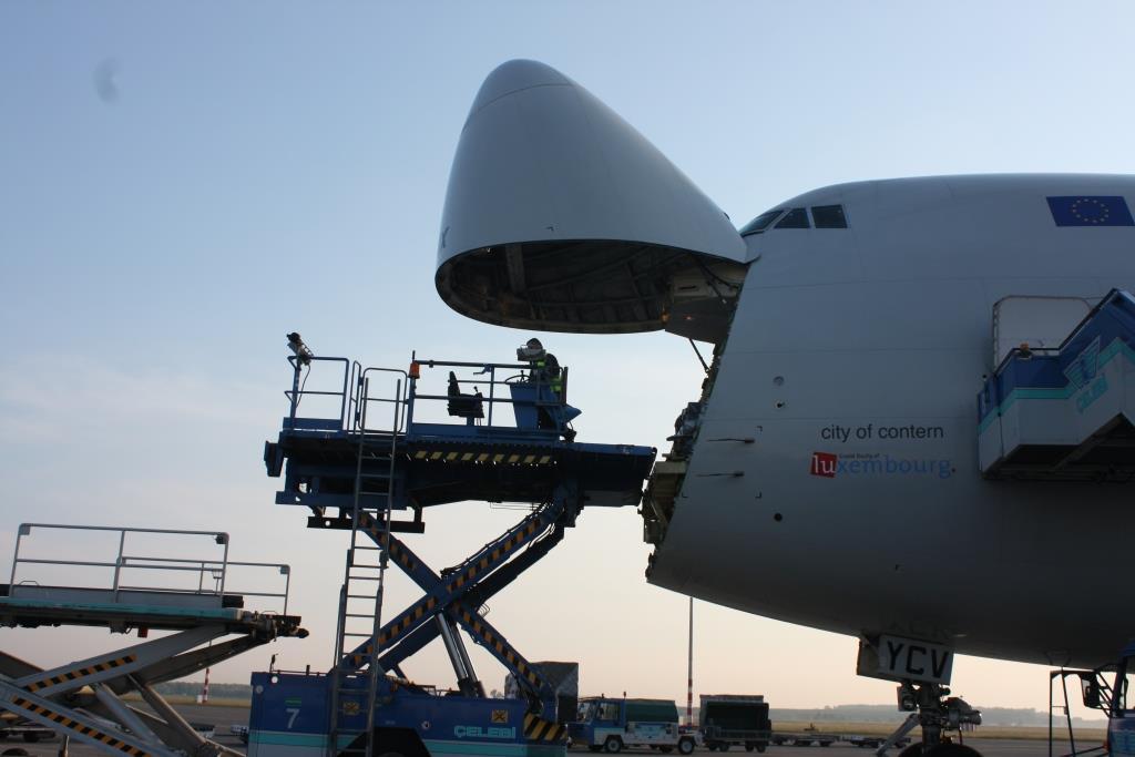 Beköltözik a repülőtérre az Ekol Logistics