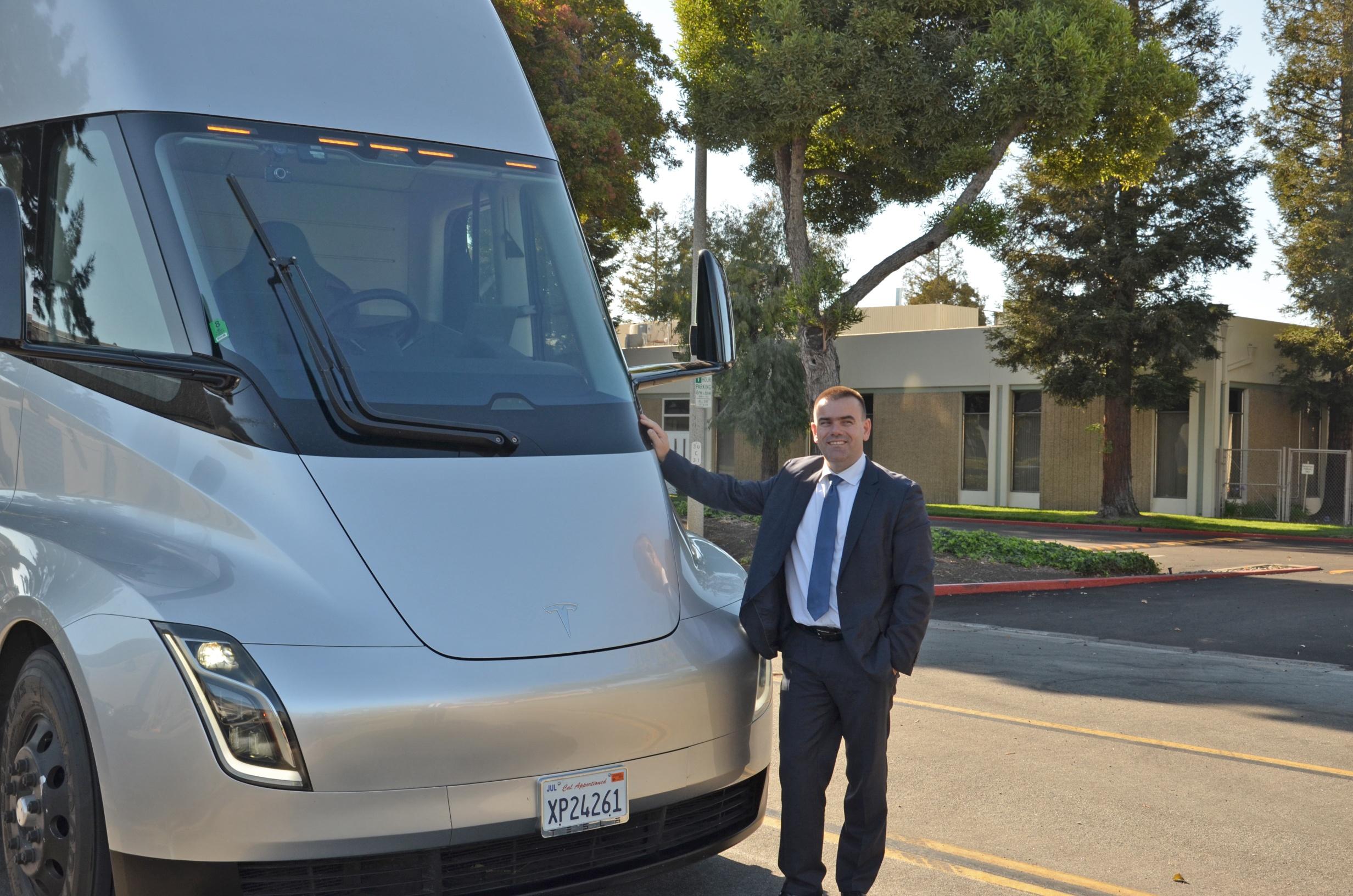 Tesla kamionokat tesztelhet a Waberer's
