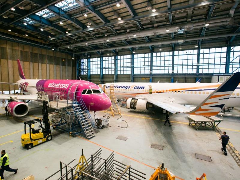 A repülőgép-karbantartás európai és hazai trendjei
