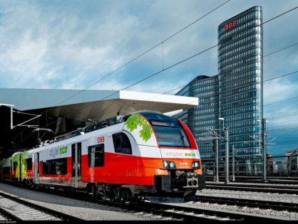 Érkezik az akkumulátoros vonat