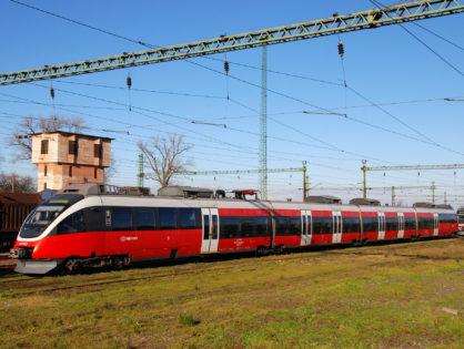 Megkezdődött a Százhalombatta–Pusztaszabolcs vasútvonal korszerűsítése