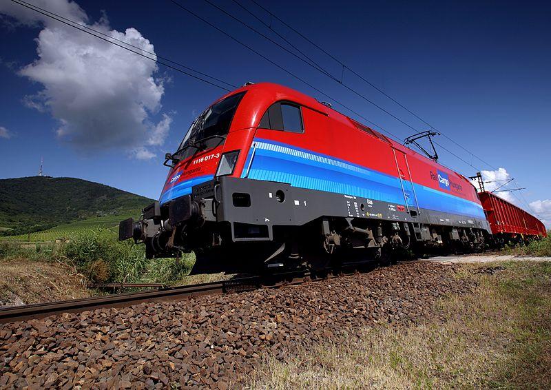 """A Rail Cargo Hungaria """"2018 energiatudatos vállalata"""""""