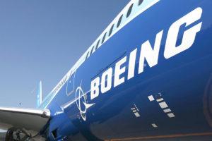 Boeing-siker az értékesítésben