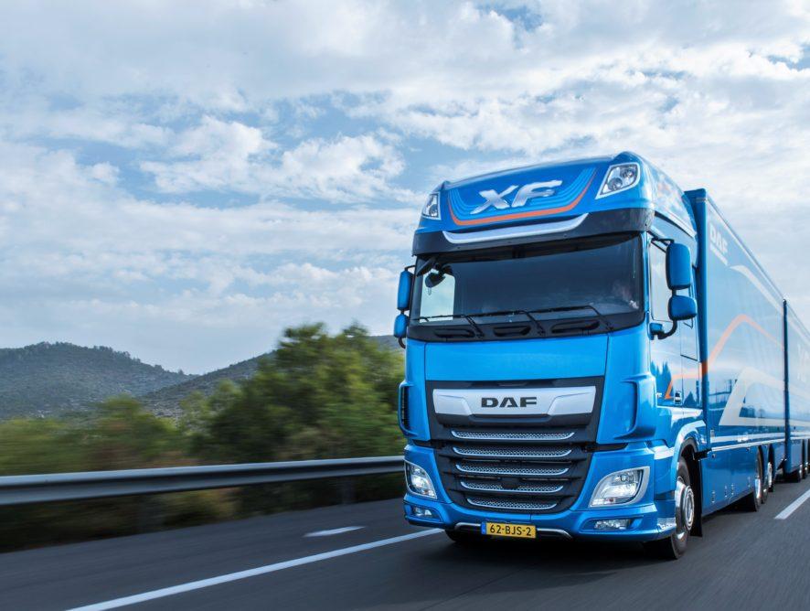 A DAF hamarosan megkezdi a CO2-kibocsátási nyilatkozatok kiadását