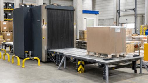 Modern technika a csomagvizsgálatban